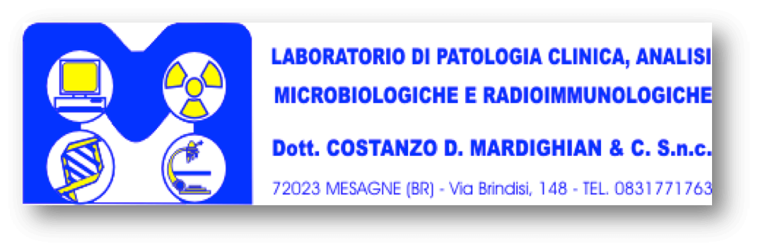 Laboratorio analisi cliniche dott. Costanzo Mardighian